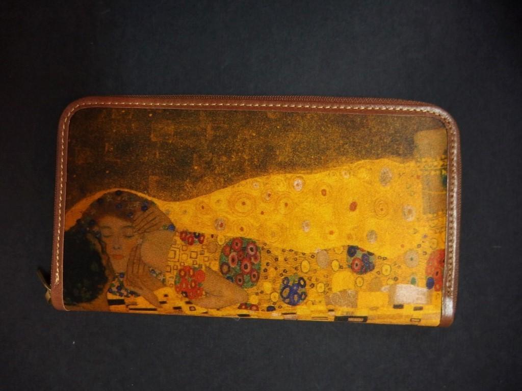 Billetero El Beso de Gustav Klimt