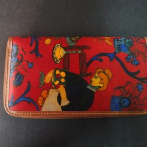 Billetero Habitacion Roja de Matisse