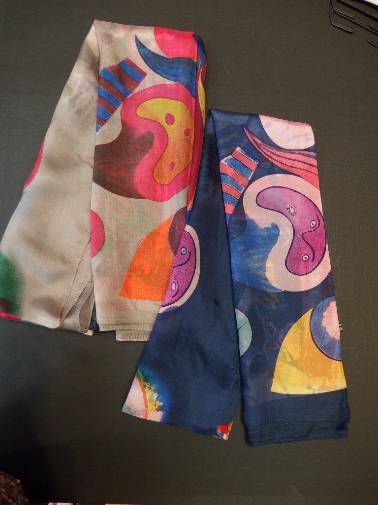 Foulard Picasso