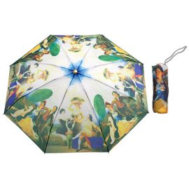 paraguas artísticos madrid