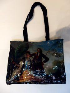 Bolsa de charol Goya