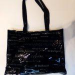 Bolsa de Charol Goya trasera