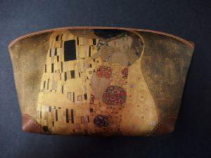 Neceser El Beso de Gustav Klimt