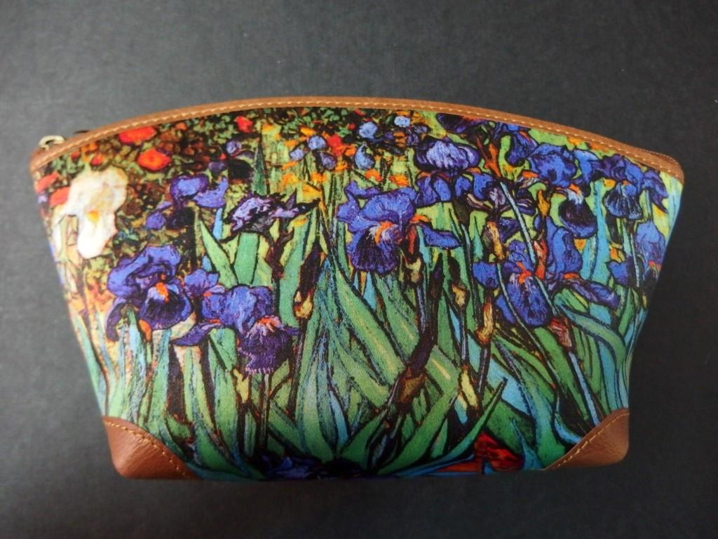 Neceser Lirios de Van Gogh