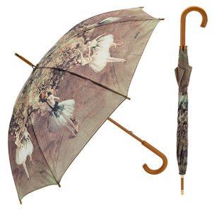 Paraguas Bailarinas de Degas