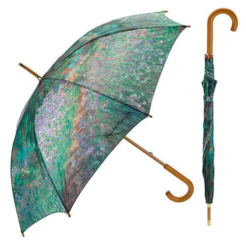 Paraguas Jardín de Giverni Monet
