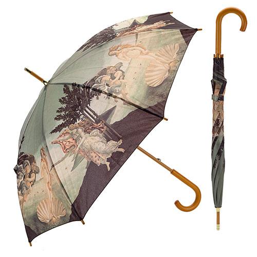 Paraguas Nacimiento de Venus Botticelli