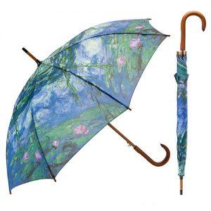Paraguas jardín de Giverny Monet
