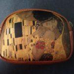 Portamonedas El Beso de Gustav Klimt