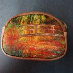 Portamonedas Puente Japonés de Monet