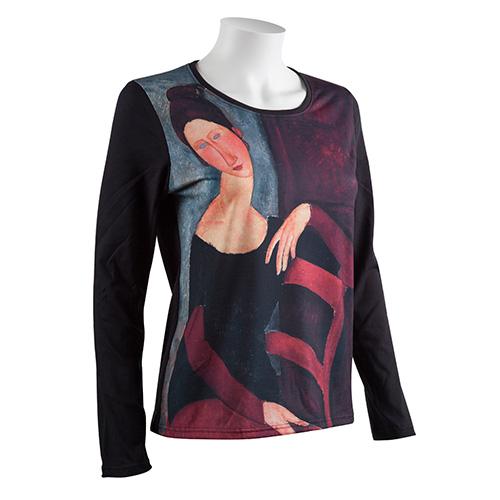 Camiseta Modigliani